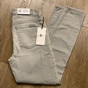 7 for all man kind NWT 24